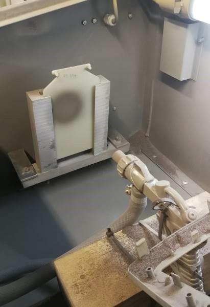 testing abrasivo