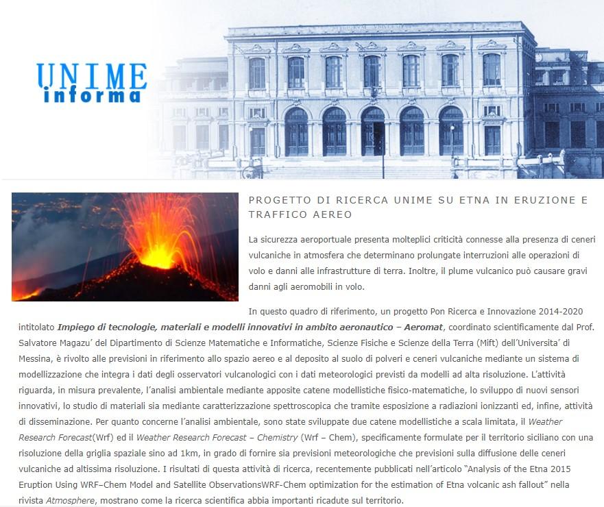 portale UniMe